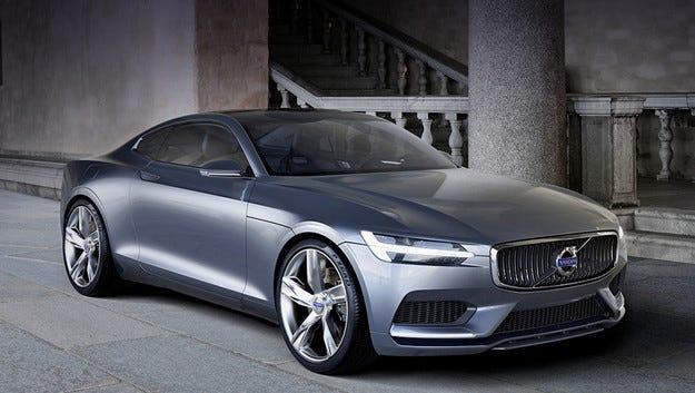 Към фамилията на Volvo S90 ще се присъедини купето C90