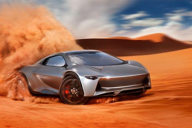 Италианци искат да направят SUV от стария Bugatti