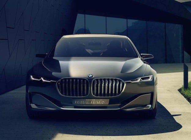 BMW ще представи новото купе Серия 9 през 2020 г.