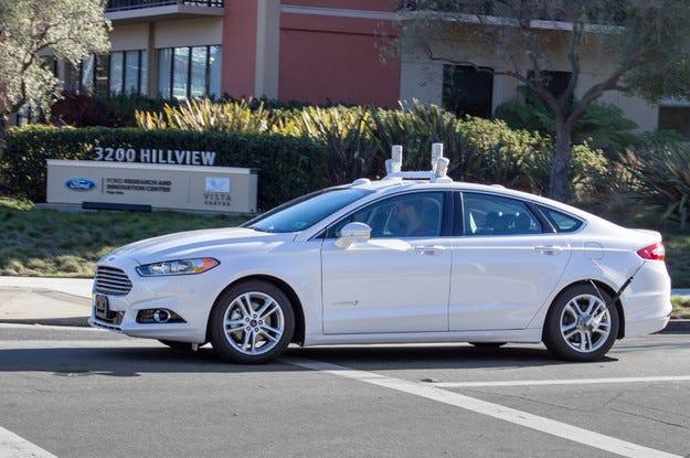 Google и Ford с обща компания за безпилотни автомобили