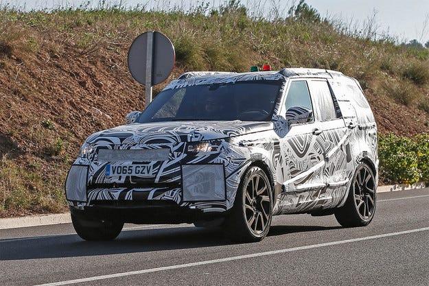 Представят новия Land Rover Discovery през 2016 г.