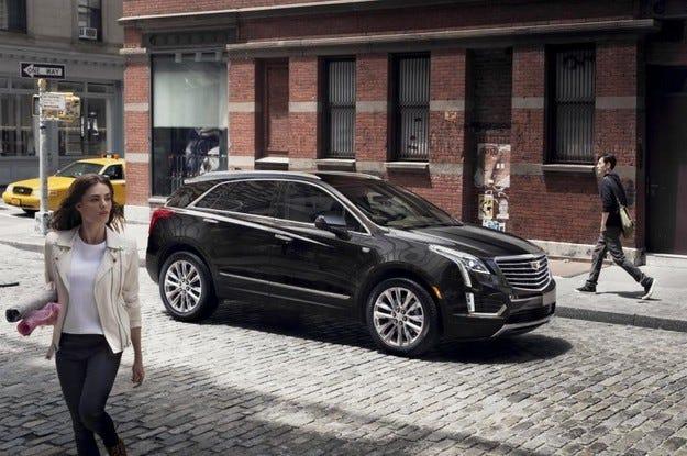 Cadillac разработва нов кросоувър от входно ниво