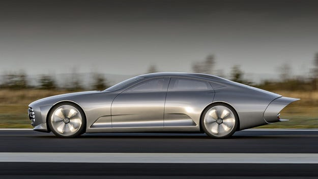 Mercedes готви нова платформа за електромобилите си
