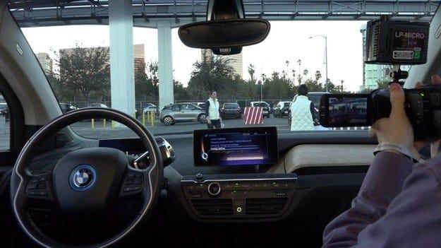 Компанията BMW представя автопилот през 2016 г.