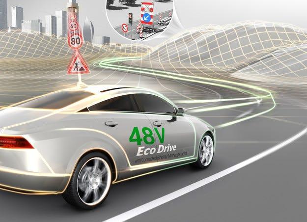 Continental представя технология за по-нисък разход на гориво