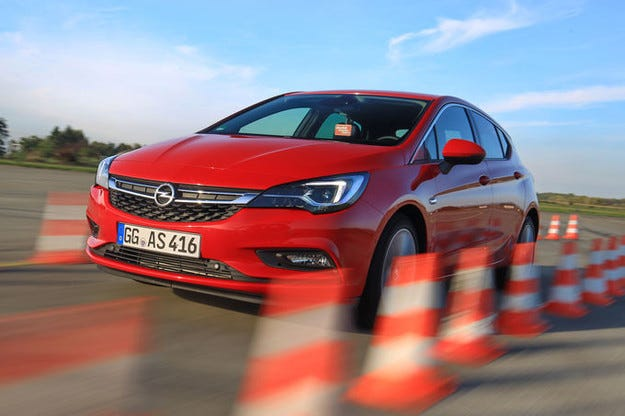 Opel Astra 1.0 Turbo