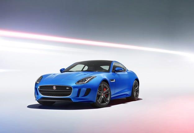 Jaguar създаде нова лимитирана серия на F-TYPE