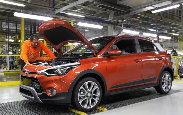 Hyundai Motor осигурява работа за 155 000 души в Европа