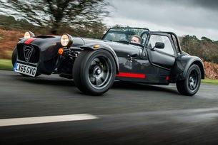 Caterham пусна спортен модел за движение по пътищата