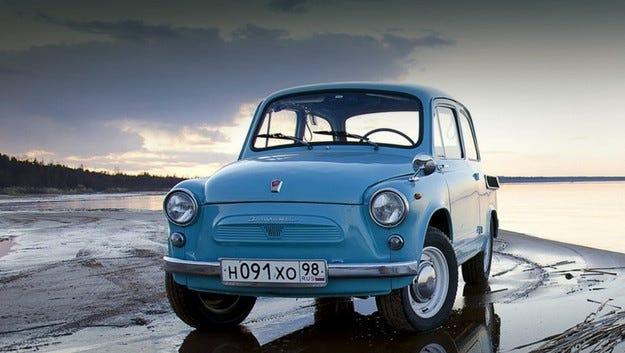 Запорожкият автомобилен завод спира производство