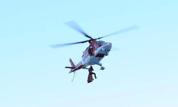 Опасното време в планините изпрати спасители в Пампорово
