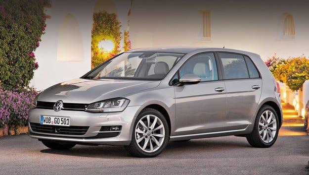 Автомобили на концерна Volkswagen с нови двигатели 1,5