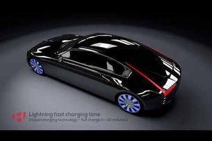 Silex Chreos - Нова ера в електрическата мобилност