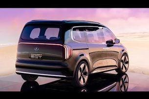 Mercedes-Benz Concept EQT (2021)