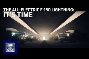 he All-Electric F-150 Lightning