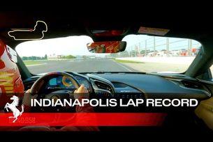 Ferrari SF90 Stradale – Indianapolis Lap Record