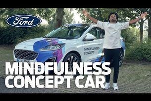 Представяне на Ford Mindfulness Concept Car