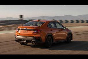 Седанът Subaru WRX: Представяне