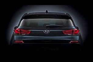 Новият Hyundai i30 тийзър