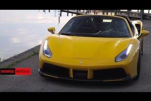 Ателието Novitec Rosso доработи Ferrari 488 Spider
