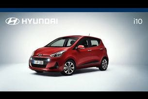 Представяне но обновения Hyundai i10