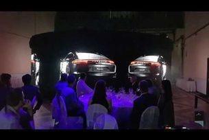 Премиера на новото поколение Porsche Panamera в Прага