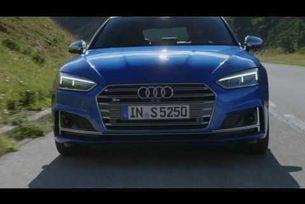 2017 Audi S5 Sportback - видео представяне