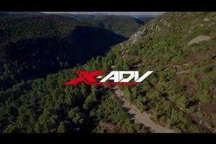 Новият мотоциклет Honda X-ADV
