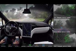 Tesla ново поколение автопилот