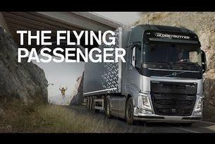 Volvo Trucks и летящият пътник