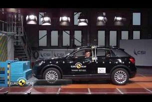 Euro NCAP краш тест на Audi Q2