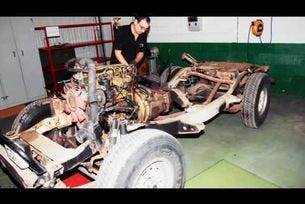 Nissan Patrol рали Париж - Дакар 1987