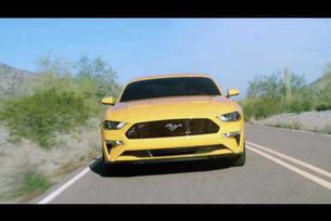 2018 Ford Mustang GT обновен