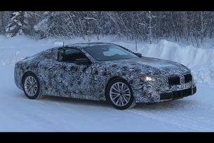 2018 BMW Серия 8: Зимен тест