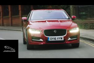 Jaguar XE с първо безкасово плащане на гориво