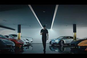 Bugatti Chiron тестван от Кристиано Роналдо