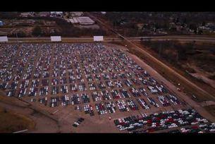 Volkswagen паркинг в САЩ за изкупени автомобили