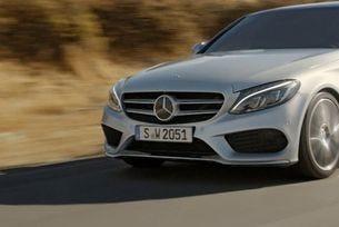 Mercedes Benz C class 205