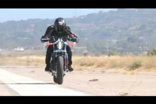 Harley Davidson LiveWire Electric Motorcycle тест