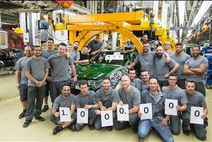 Милионният екземпляр на модела 911