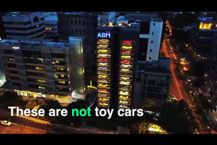 В Сингапур автомат продава суперавтомобили