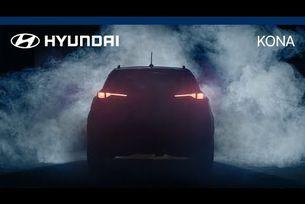 Hyundai KONA видео тийзър