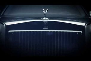 2018 Rolls-Royce Phantom VIII тийзър