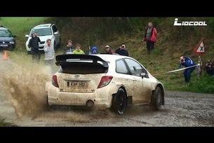 Toyota тества Yaris WRC в Белгия