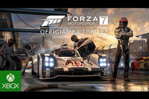 Porsche 911 на Forza Motorsport 7 - E3 2017