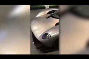 Aston Martin Valkyrie l