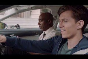 Audi A8 и Човекът паяк