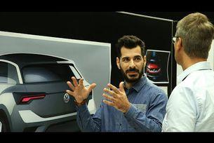 Новият Volkswagen T-Roc: Дизайн