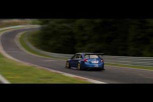 Subaru WRX STI Type RA NBR Special рекорд на Нюрбургринг