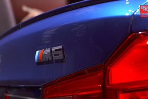 BMW M5 дебютира във Франкфурт